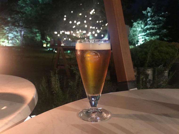 仙台ロイヤルパークホテル_オールデイダイニング「シェフズテラス」_星空眺めるクラフトビアガーデン02