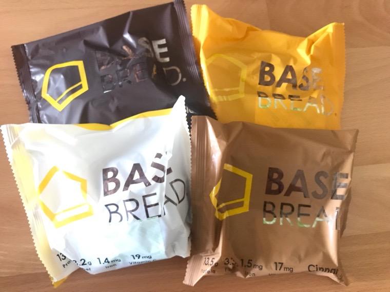 完全食BASE BREAD(ベースブレッド)_袋を開けて食べるだけ_包装