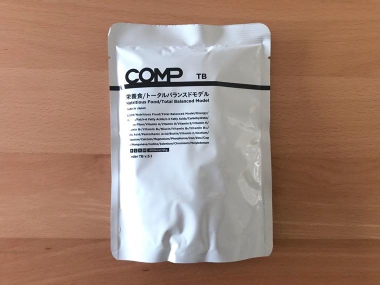 COMP Powder TB v.5.1(コンプ)_初回のセット_COMP Powder TB v.5.1外観