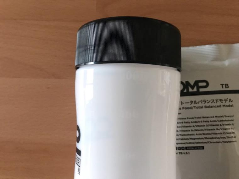 COMP Powder TB v.5.1(コンプ)_初回のセット_COMP Powder TB v.5.1初回限定のシェーカー目盛り