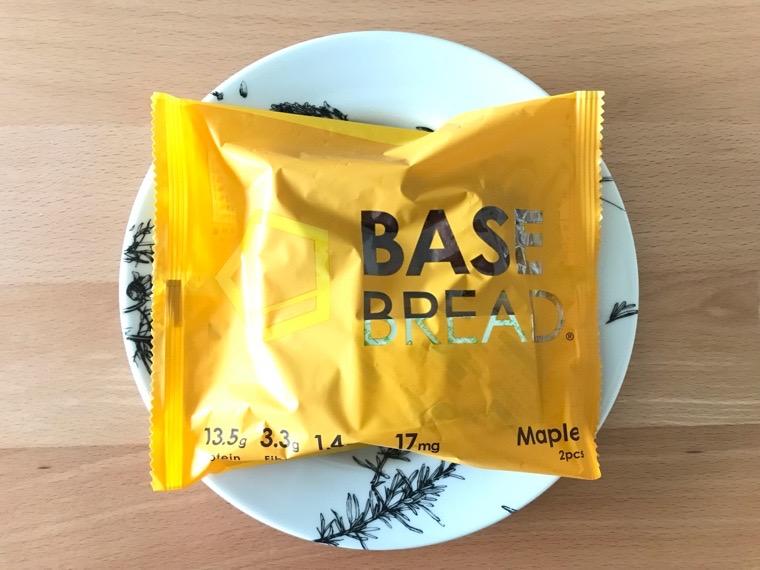 完全食BASE BREAD(ベースブレッド)_メープル_包装