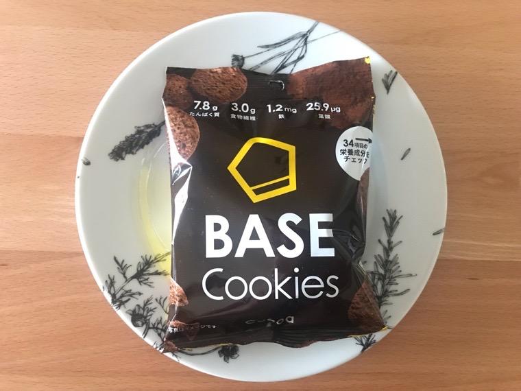 完全食BASE Cookies(ベースクッキー)_完全食_ココア_包装