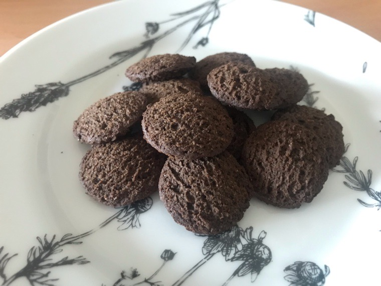 完全食BASE Cookies(ベースクッキー)_完全食_ココア_全部2
