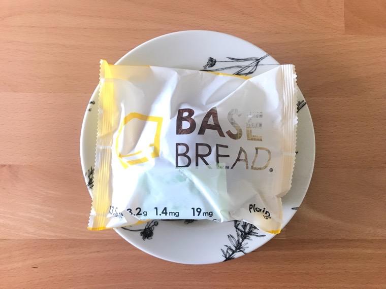 完全食BASE BREAD(ベースブレッド)_プレーン_包装
