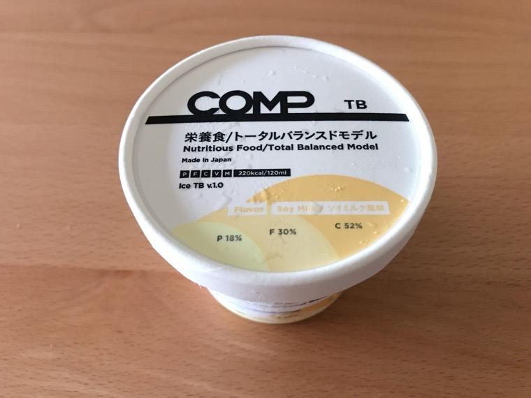 COMP Ice TB v.1.0(コンプ)_味わい_蓋
