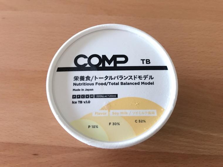 COMP Ice TB v.1.0(コンプ)_梱包状態や外観_外観