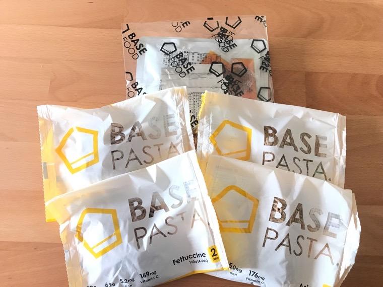 完全食BASE PASTA(ベースパスタ)_種類_全種類