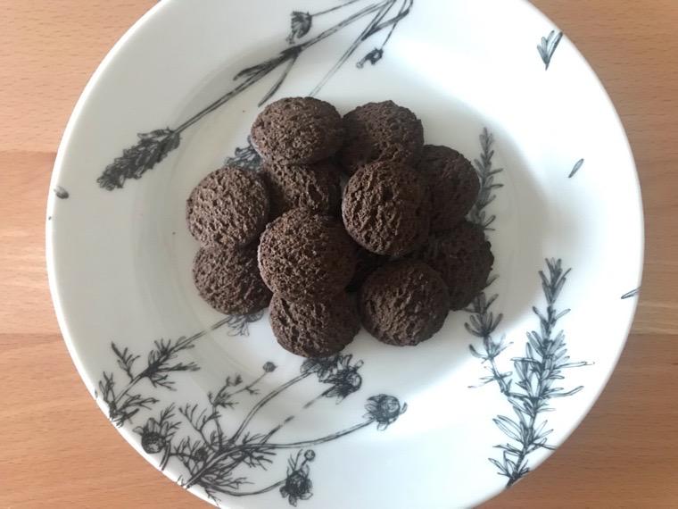 完全食BASE Cookies(ベースクッキー)_完全食_ココア_全部1