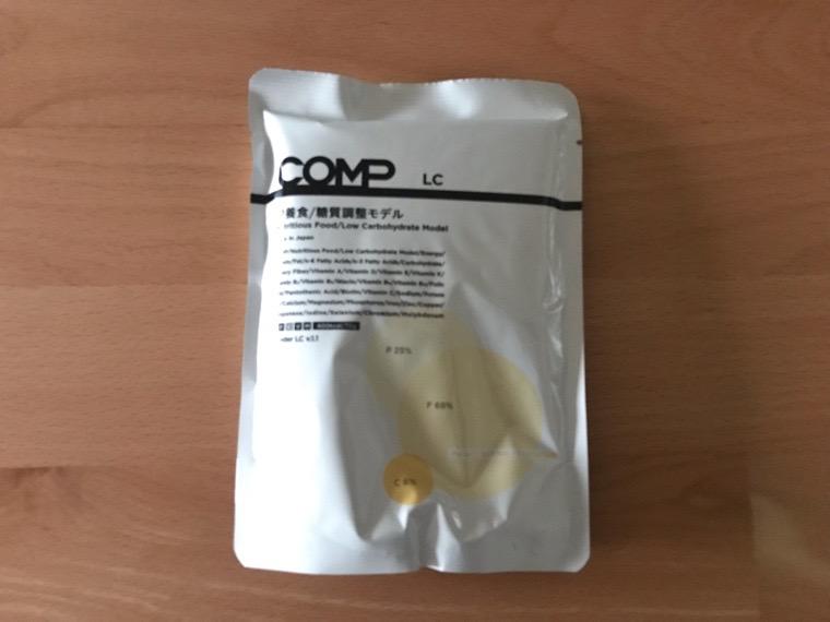 COMP Powder LC v.1.1(コンプ)_初回のセット_COMP Powder LC v.1.1の外観