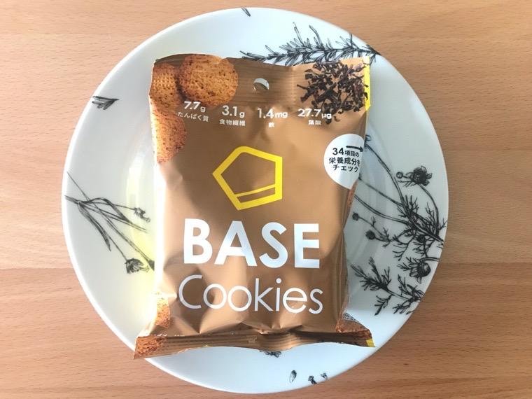 完全食BASE Cookies(ベースクッキー)_完全食_アールグレイ_包装
